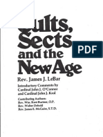 Cults Sects & the New Age Chapter IX