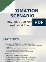 2010 Election Automation Scenario