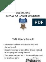 Submarine Mqs