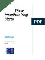 1- Recursos eólicos - Introducción a la producción de energía eléctrica