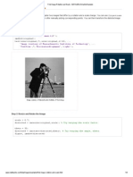 Find Image Rotation and Scale - MATLAB & Simulink Example