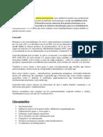 7. Oxazolidinionas, Glucopéptidos y Lipopeptidos