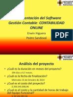 Implementación del Software Gestión Contable