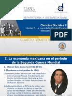 Lectura4 La Consolidacion Del Estado Mexicano