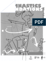 Gymnastics Foundations Workbook