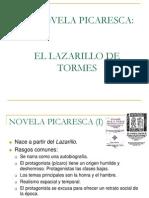 El Lazarillo de Tormes y La Picaresca