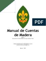 Manual de Cuentas de Madera