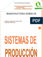1.1 SISTEMAS DE PRODUCCIÓN