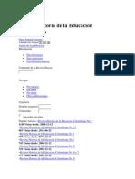 Revista Historia de la Educación Colombiana