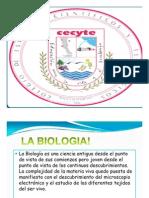 HISTORIA DE BIOLOGIA!