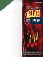 Isu Kalimah Allah - Hukum Penggunaannya Oleh Non Muslim Di Malaysia