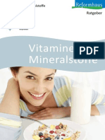 Vitamine Mineralstoffe Neu