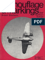 Camouflage and Markings 7 - Bristol Blenheim