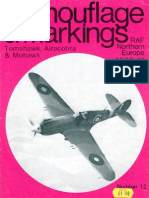 Camouflage and Markings 12 - Tomahawk, Airacobra, Mohawk