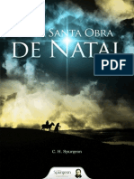 eBook Santa Obra Natal Spurgeon
