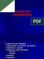 Curso de Tronadura Rt Aa