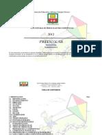 Plan Preescolar 2012[1]