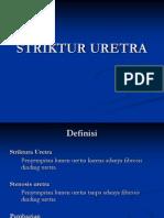 STRiKTURA URETRA