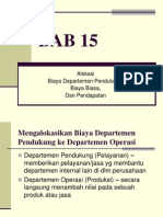 Akbi Horngren Bab 15