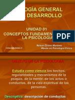 Clases Ps Gral y Del Desarrollo 2012, Para Estudiar (1)