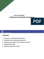 Curso Tronadura - SDE V1 R2 Det. Electronicos A