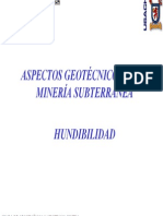 CAPITULO N°4 - HUNDIBILIDAD