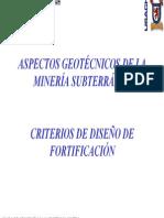 CAPITULO N°5 - CRITERIOS FORTIFICACIÓN