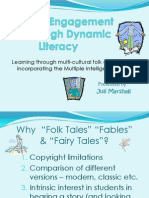Student Engagement Through Dynamic Literacy