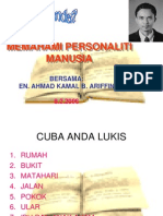 Memahami Personaliti Manusia - Kamal