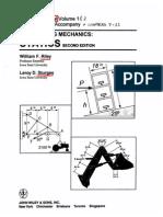 Engineering Mechanics Statics Solutions