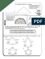 Matemáticas - Los triángulos