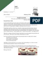 February 2014 Newsletter!!!!