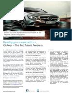 CAReer Job Advertisements (Public)