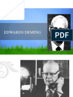 SGA GURUS 2.-Edwards Deming