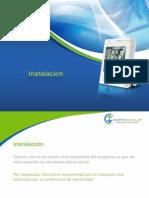 Instalacion Monitor de Energia