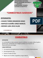 Combustibles Gaseosos