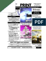 September 13 2009 Newsletter Small Nationwide