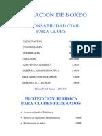 Rc y Defensa Juridica Para Clubes 2014