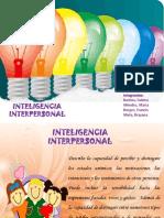 Inteligencia Interpersonal Presentacion (1)