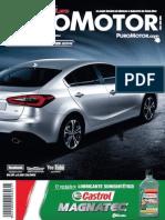 Revista Puro Motor 39 - SEDANES Y COMPACTOS 2014