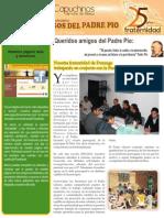 Amigos Del P. Pio - Febrero 2011