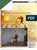 Acupirámide Bioenergética _Vyria_ - Comunidad Internacional Dragón Rojo