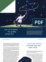 20081013 Lean Hospitals