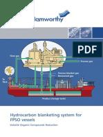 Hydrocarbon Gas Blanketing