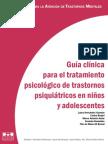 Tratamiento Infantil Ansiedad - Depresion y Mas