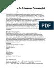 2Programming in C Language Fundamental