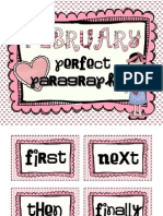 perfect paragraphs february freebie