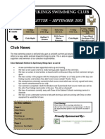 LVSC Newsletter - Sep 2013