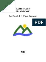 Basic Math Handbook