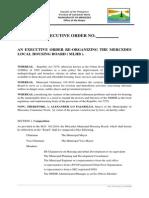 E.O. Housing Board.doc
